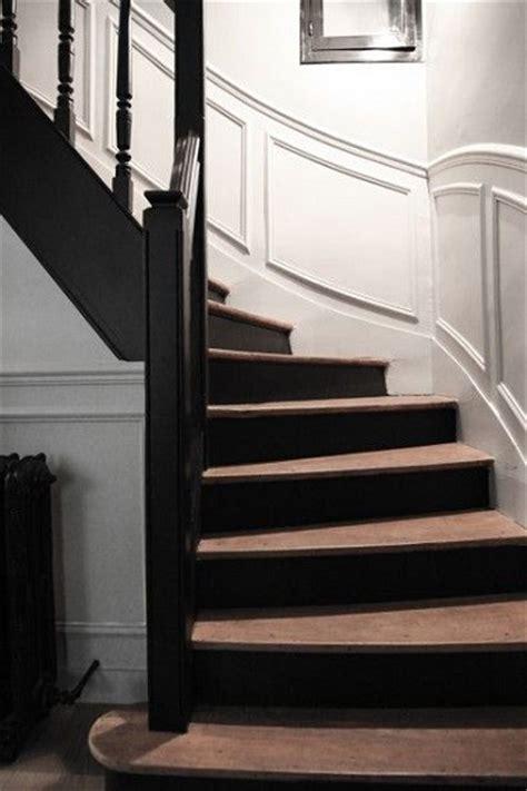 Escalier Bois Et Noir by 12 D 233 Co Escalier Qui Donnent Des Id 233 Es Deco Cool