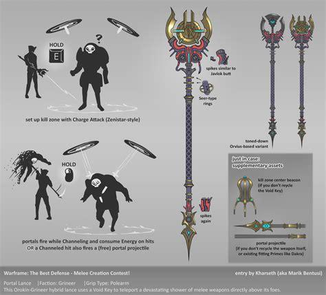 new dojo room idea fan concepts warframe forums warframe portal lance design by marikbentusi on deviantart