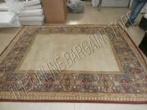 Pottery Barn Rug 8x10 Pottery Barn Reese Area Room Sofa Wool Rug Rugs 8x10 599 8 X 10 Ebay