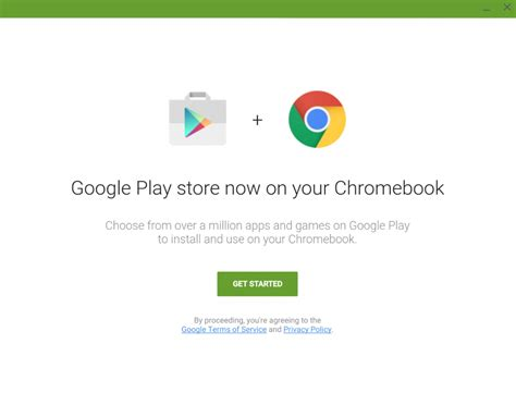 could chrome os soon get play store support