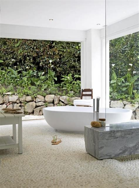 Outdoor Bathtubs Ideas 45 Outdoor Bathroom Designs That You Gonna Love Digsdigs