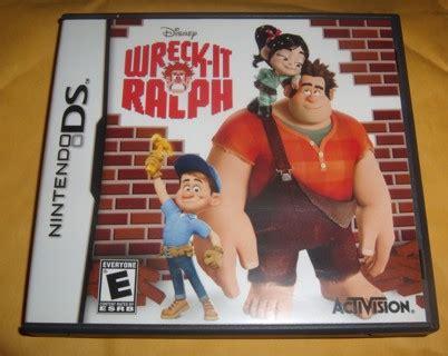 Wreck It Ralph Nintendo Ds free ds wreck it ralph nintendo listia