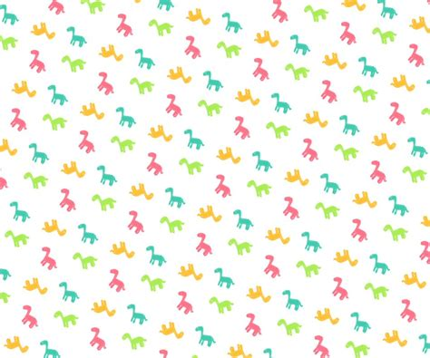 cute pattern desktop wallpaper cute dinosaur backgrounds wallpapersafari
