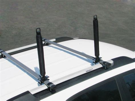 Best Kayak Rack by Car Suv Kayak Canoe Top Mounted Roof Rack Carrier Ebay