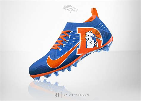 designer creates awesome custom cleat designs