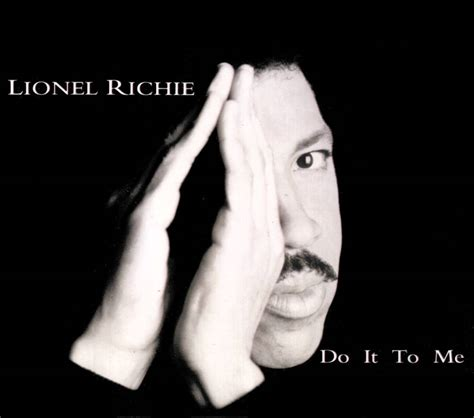 Do It To Me | lionel richie do it to me extended version youtube