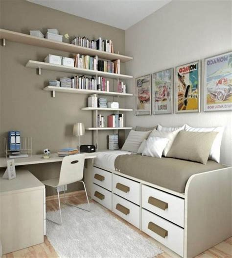 small space bedroom solutions 17 best ideas about small bedroom storage on pinterest 17335 | 647a333413ff2bb1e21126b7bd47f4a2