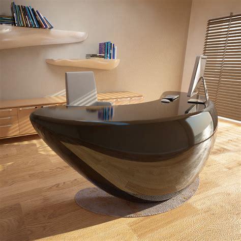 scrivania moderna scrivania design moderno da ufficio boomerang made in italy