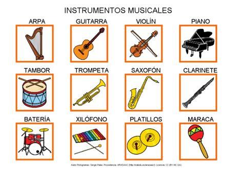 imagenes de orquestas musicales esta imagen muestra los instrumentos mas conocidos y los