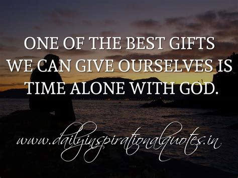 anointed god s personality lp version one of the best gifts we can give ourselves is time alone