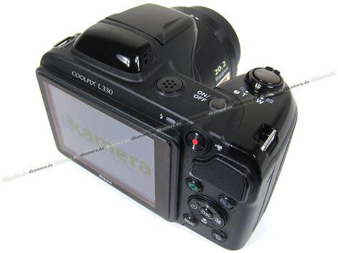 Kamera Nikon L330 die kamera testbericht zur nikon coolpix l330