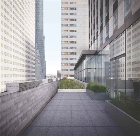 10th Floor by Landmarks Approves Rooftop Addition To 75 Rockefeller