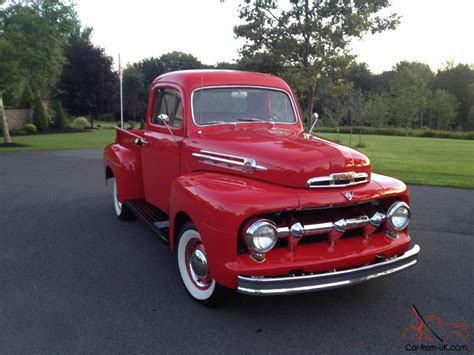 1952 Ford Truck 1952 ford truck