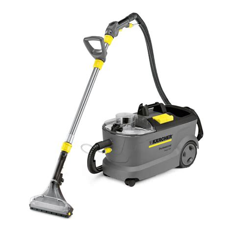 karcher upholstery cleaner karcher puzzi 10l carpet upholstery extraction cleaner