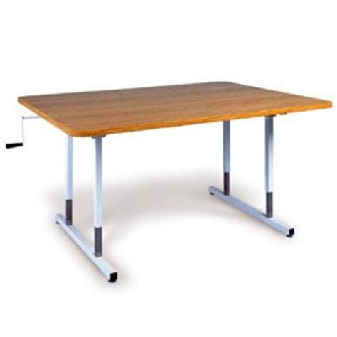 Hi Lo Crank Table 48 X 66 Hi Lo Table