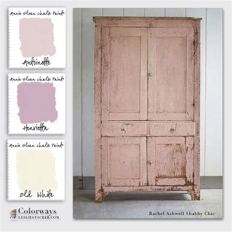 chalk paint pink colorways with leslie stocker 187 ashwell inspiration