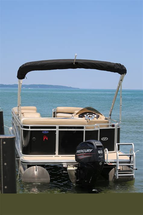 fishing boat rentals traverse city traverse city pontoon boat rentals tc watersports