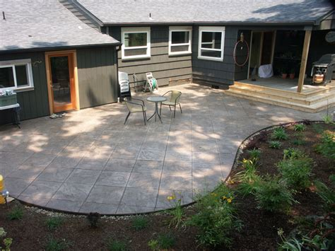 Sted Concrete Patio Reviews sted concrete patios rochester ny 28 images photos