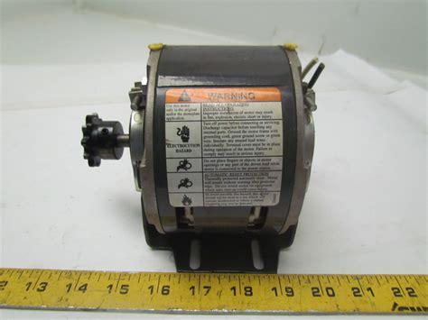 dayton electric fan motors dayton 3m589b direct drive fan electric motor shaded pole