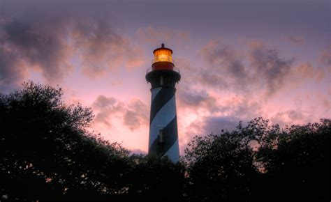 St Augustine Light House by St Augustine Lighthouse Museum Fl Our Traveling