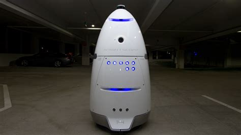 Parking Lot Robot by Uber Parking Lot Patrol Robot Is Cheaper Than A Security
