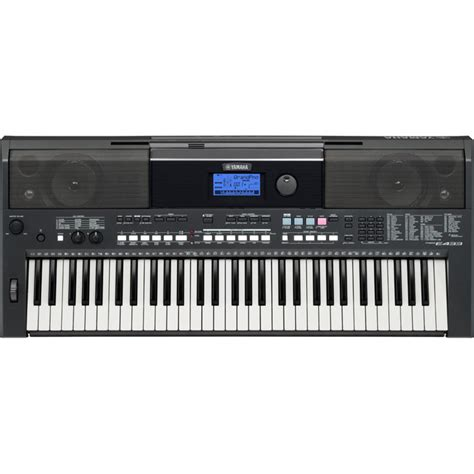 Keyboard Roland Seri E yamaha psr e433 portable keyboard ex demo at gear4music