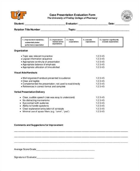 form for a free and prompt case evaluation by attorney cary s torres evaluation form exles