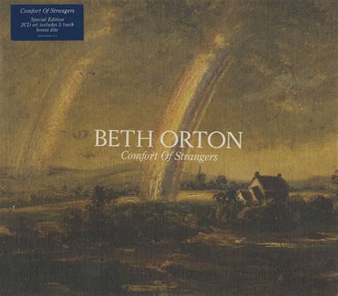 beth orton comfort of strangers beth orton comfort of strangers uk 2 cd album set double
