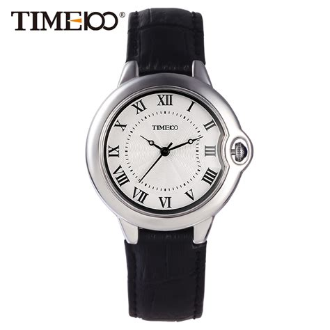 2016 new time100 s black leather