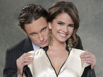 days of our lives shelley hennig as stephanie days exits jay kenneth johnson and shelley hennig out