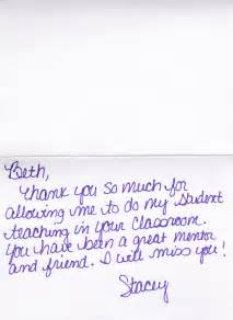 thank you letter to the teacher from student thank you teacher notes from parents www galleryhip com dear teacher daily a letter from that one student