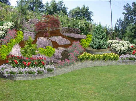 Backyard Hill Landscaping Ideas Hill Landscaping Ideas For A 1 Landscaping