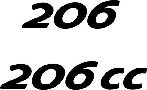 logo peugeot vector peugeot 206 free vector in encapsulated postscript eps