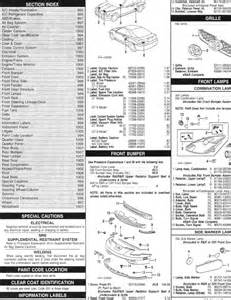 Toyota Parts Lookup Toyota Celica Oem Parts Catalog Includes Price List