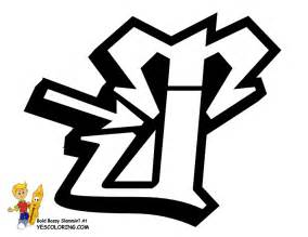 Graffiti T Colouring Pages sketch template