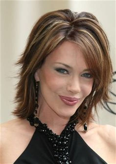 hunter tylo blackhair hunter tylo age 50 love the hair style hairstyles