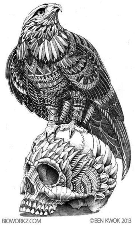 ornate animals by ben kwok at coroflot com dessins
