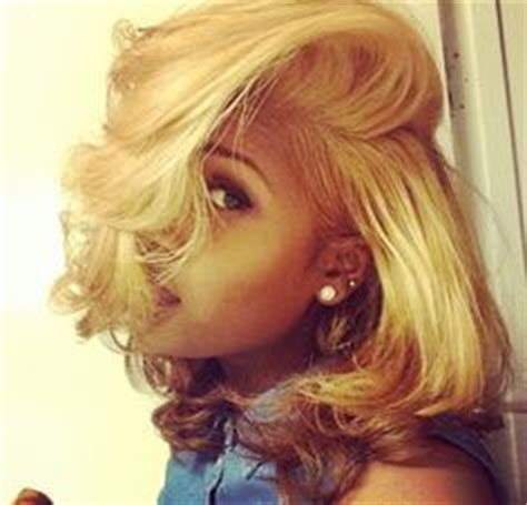 unique shades of blonde 15 unique colored hair combinations on black women that