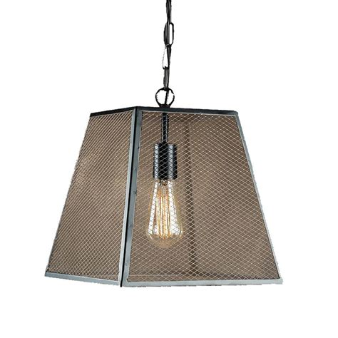 Black Square Chandelier Andaya Black Indoor Square Edison Chandelier With Bulb