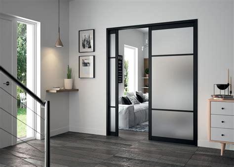 Portes Interieures Coulissantes by Les Portes Coulissantes 224 Galandage 233 L 233 Gance Et