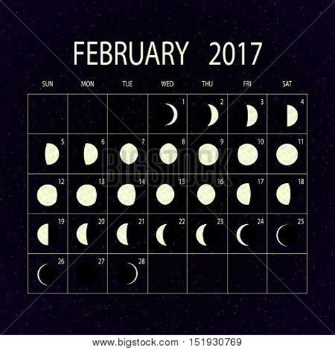 printable monthly calendar with moon phases printable moon phase calendar calendar template 2016