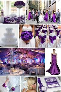 purple and silver wedding wedding wisdom
