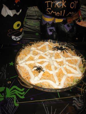 decorar tortilla halloween dip de halloween mexicano lacelebracion