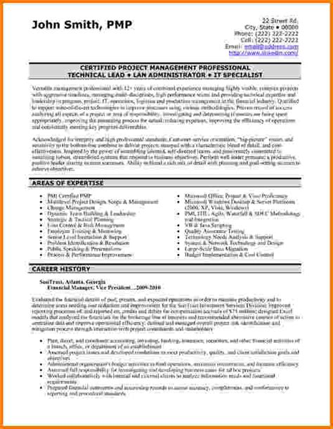 Project Lead Resume Sample – resume opening statement template, J. Jocelyn An Essay on