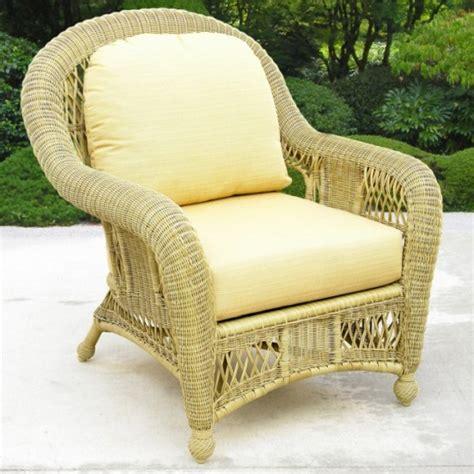 Wicker Chair Cushions 402c st lucia and montego chair cushions