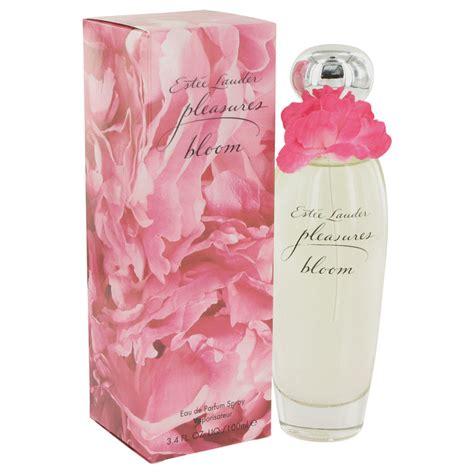 fragrance for ls pleasures bloom by estee lauder eau de parfum spray 3 4 oz