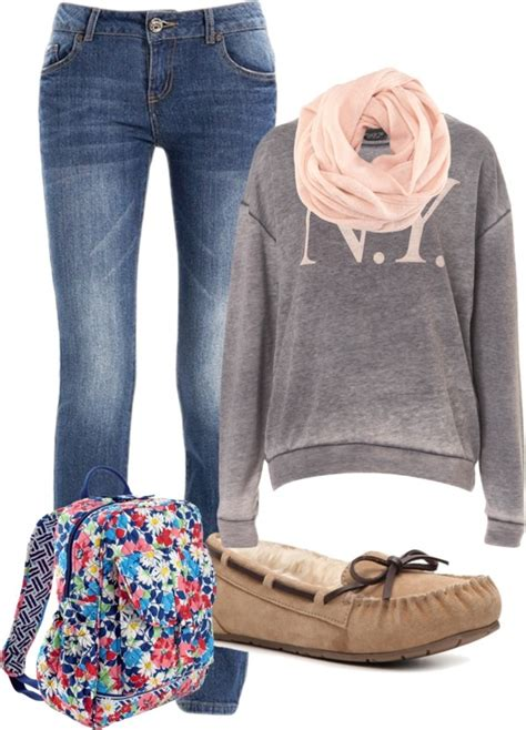 comfortable cute outfits quot cute comfy school outfit quot by caitlinmerris on polyvore