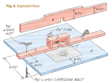 Simple Router Table Plans by Simple Router Table Popular Woodworking Magazine