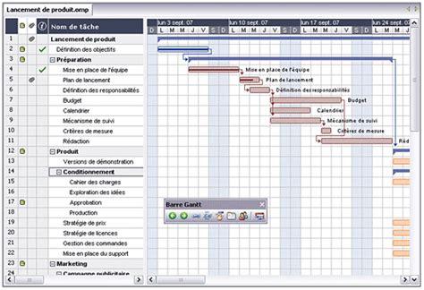 comment faire un diagramme de gantt sur mindview matchware mindview business du mind mapping la gestion de