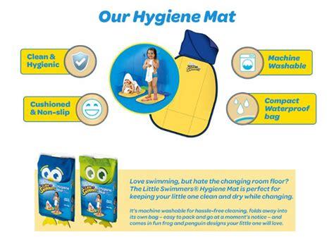 Huggies Swim Mat by Huggies Swimmers Hygiene Mat What Mummy Thinks